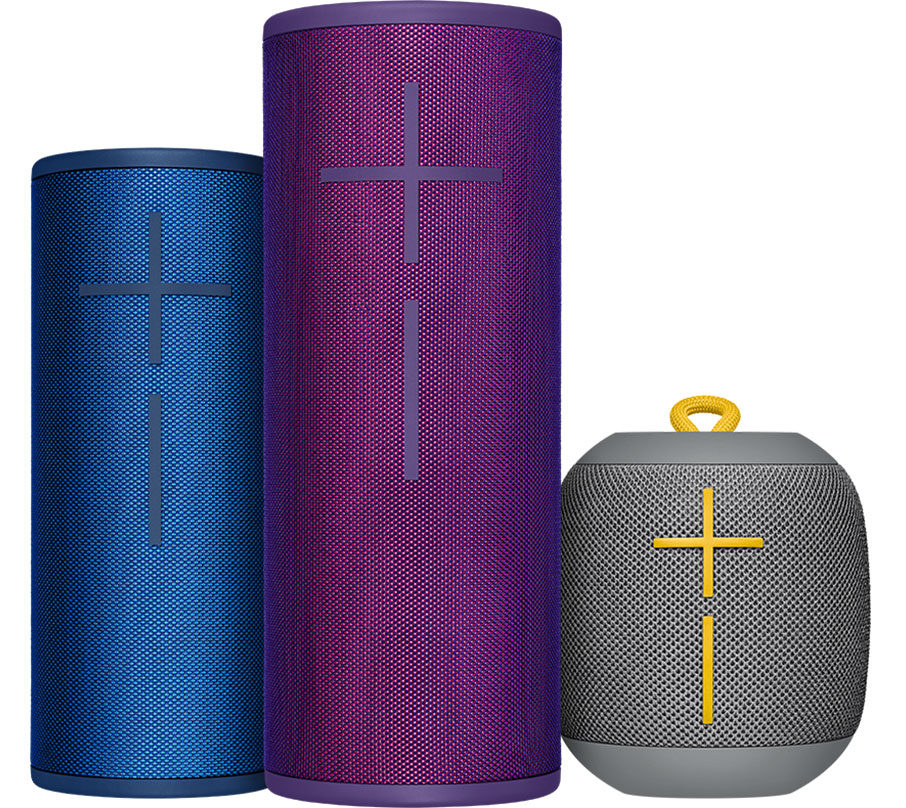 Portable Bluetooth Speaker Ultimate Ears Megaboom: Ultimate Ears Portable Speakers, Bluetooth Speakers, Wireless Speakers
