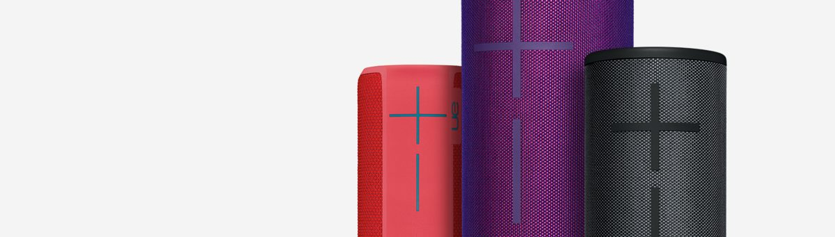 Ultimate Ears Mobile Apps for BOOM 3, MEGABOOM 3, BOOM 2, MEGABOOM