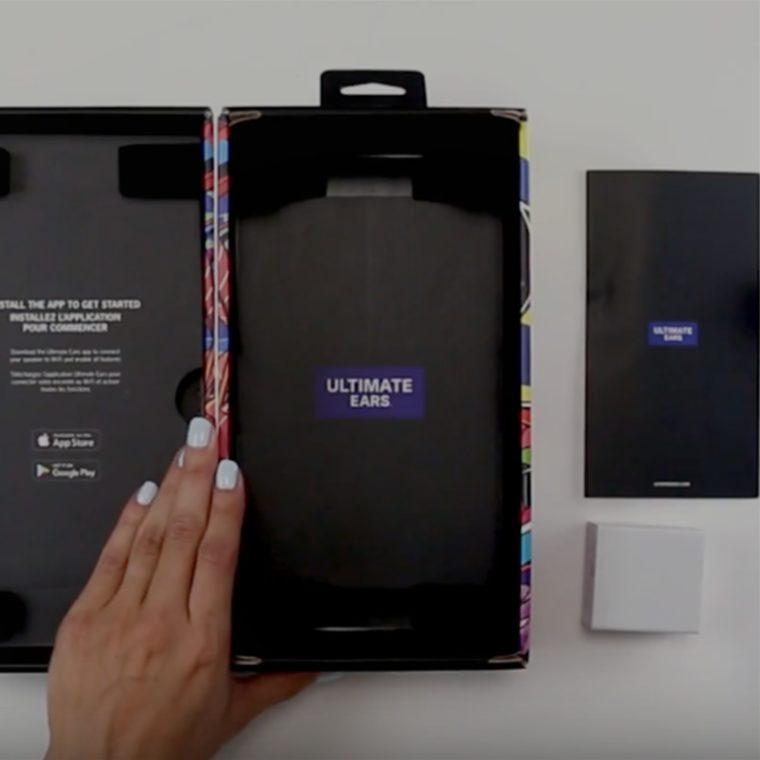 Ultimate Ears Megablast Portable Wireless Speaker With
