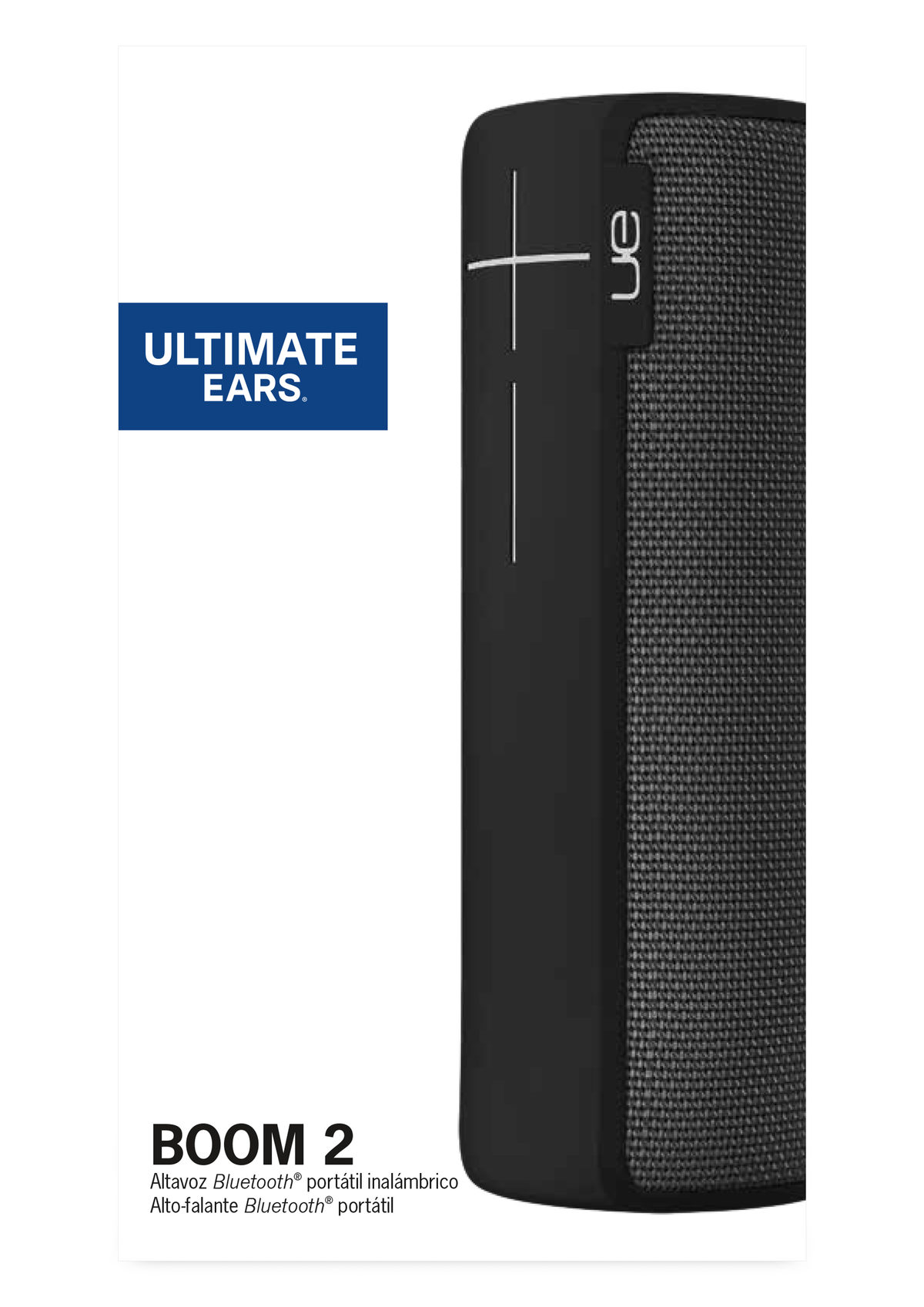 Ultimate Ears Boom 2 Portable Bluetooth Speaker En Us