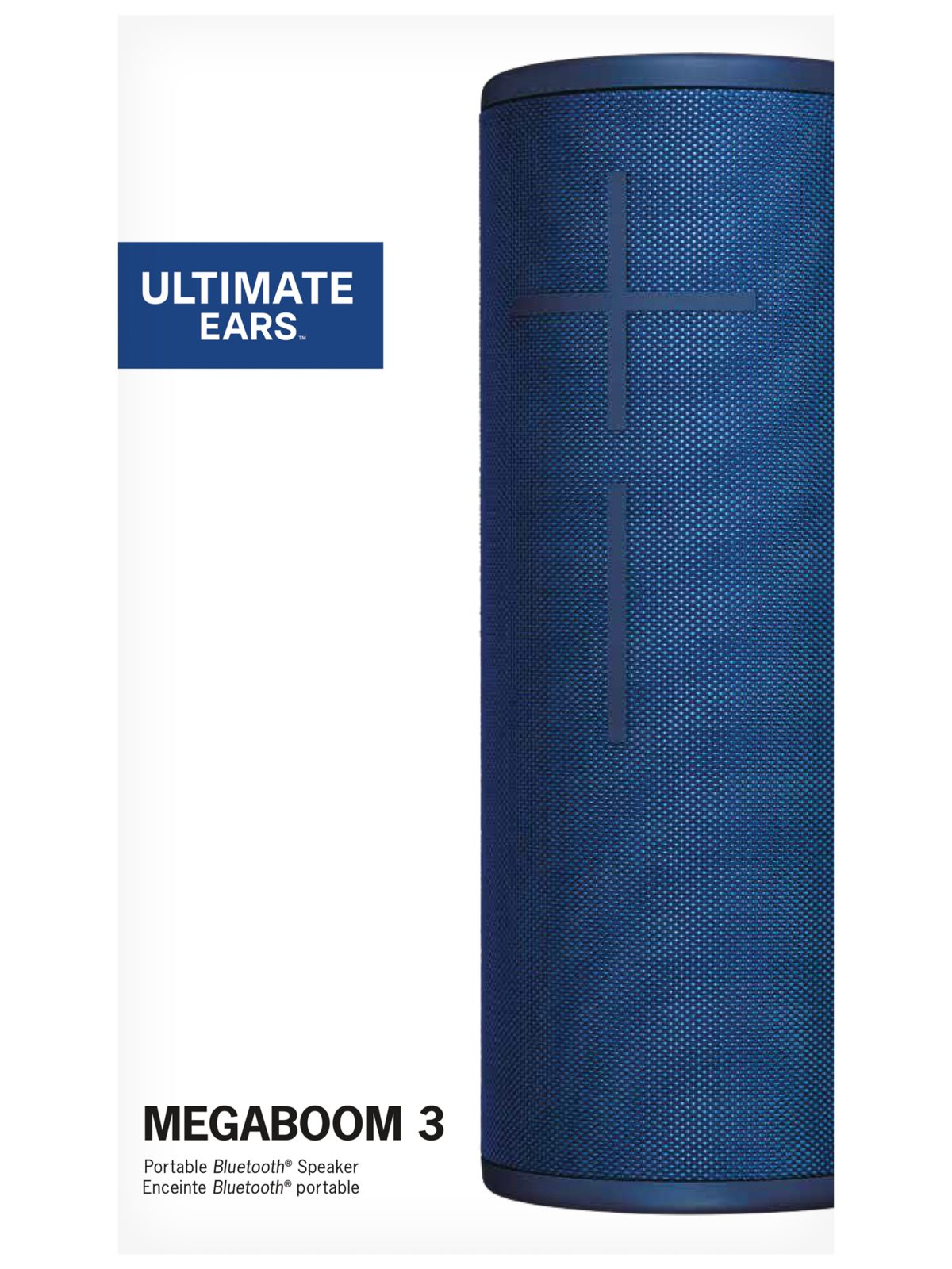 MEGABOOM 3 Bluetooth Speaker | Ultimate Ears Speaker with