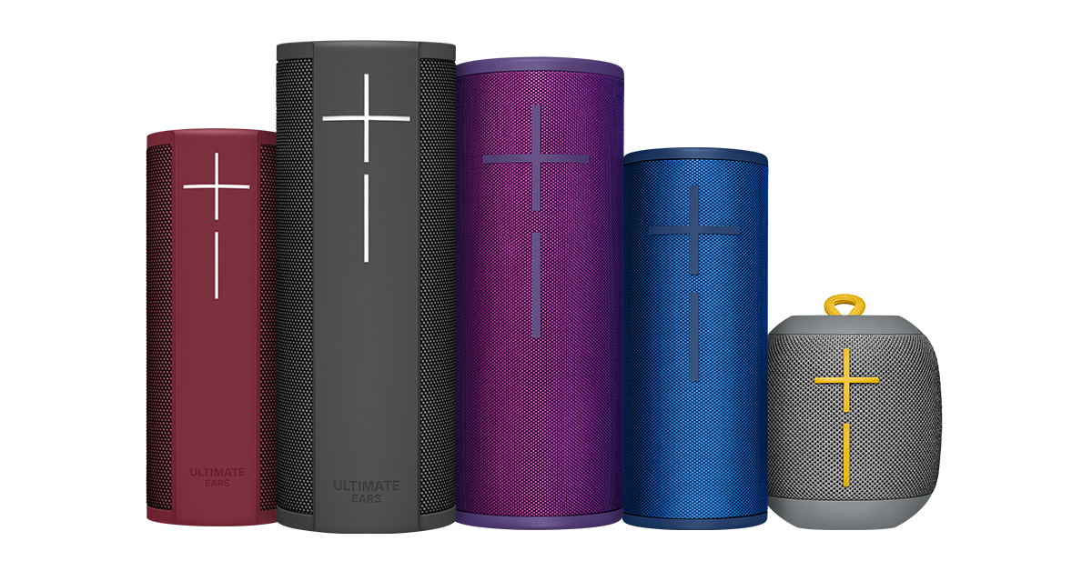 Consumer Electronics Open-Minded Ultimate Ears Megaboom Boom2 Portable Speaker Bluetooth Wireless Waterproof Audio Docks & Mini Speakers