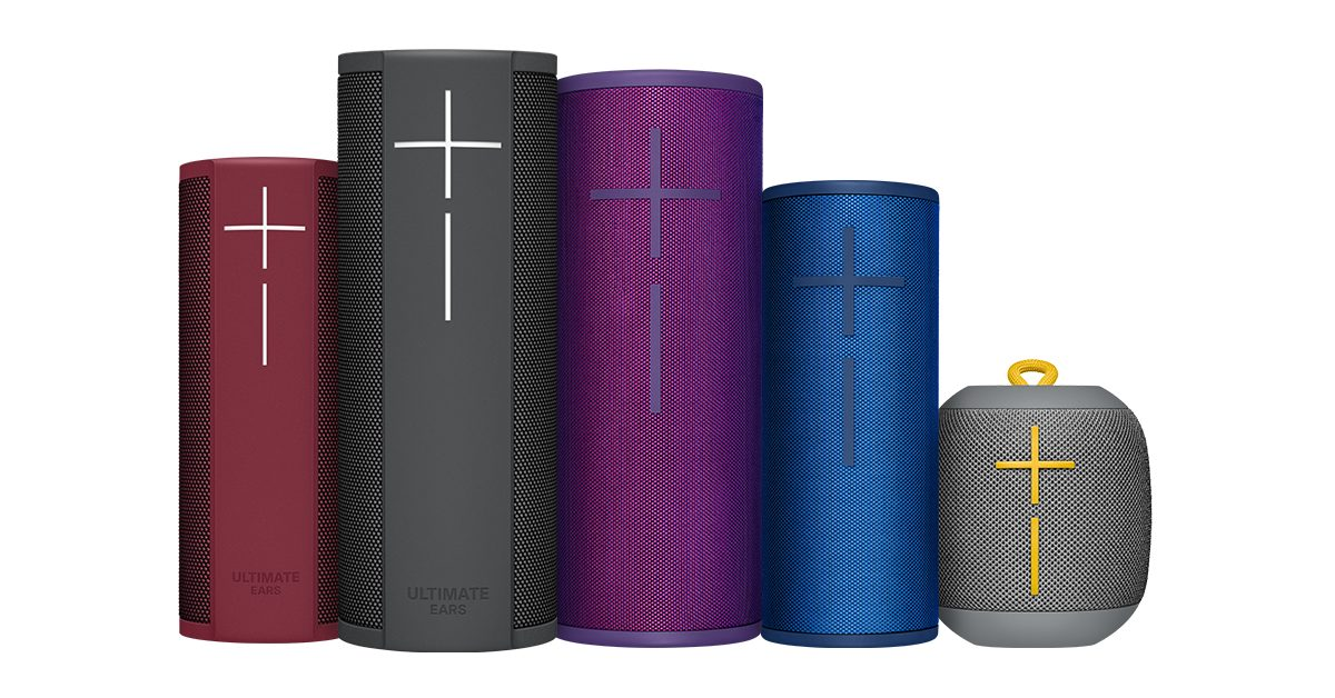 Ultimate Ears Portable Speakers, Bluetooth Speakers